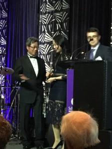 Zhong Community Service Award 2018